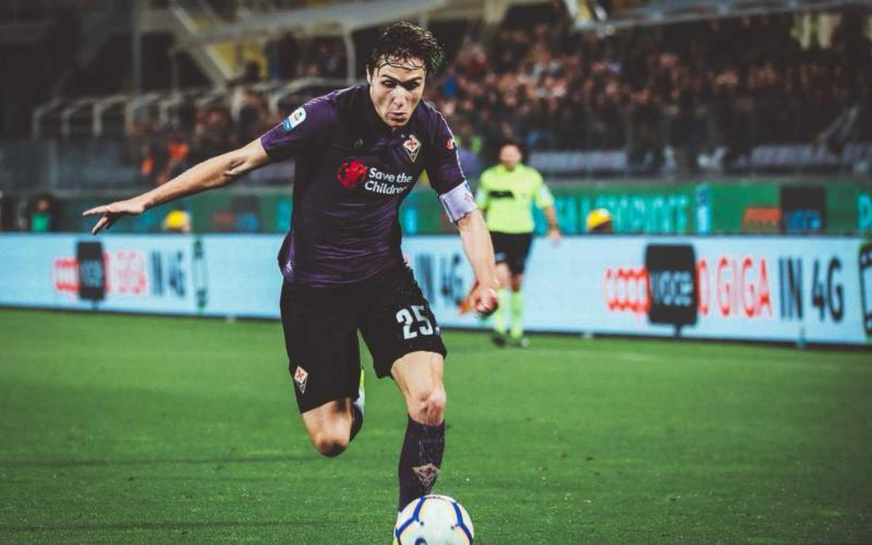Federico Chiesa Foto Twitter Fiorentina