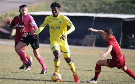 Ibrahim Karamoko Foto sito Chievo Verona