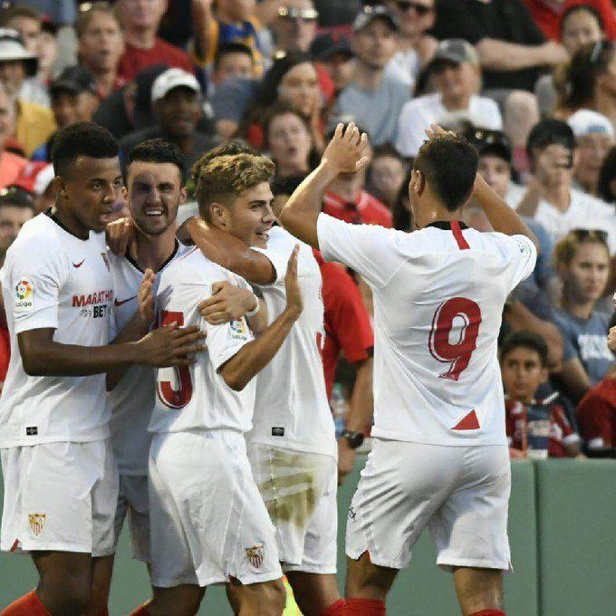 Liverpool, altro ko in amichevole: il Siviglia vince 2-1 al 90′