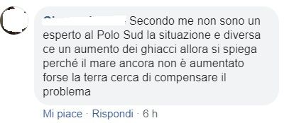 commenti video andamento ghiacci