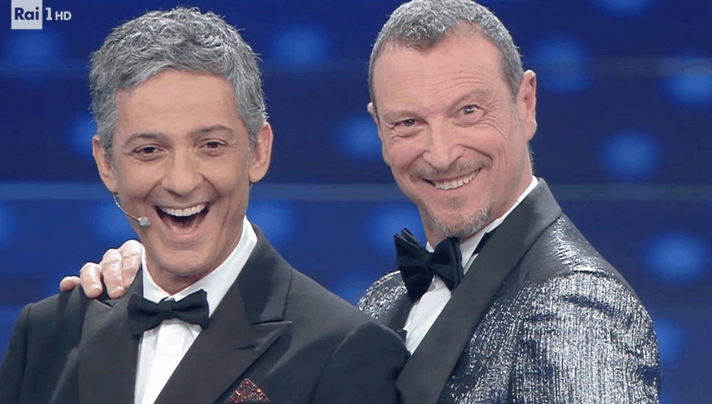 """Sanremo 2021, Amadeus parla delle canzoni: """"Nessuna cita il Covid, menomale"""""""