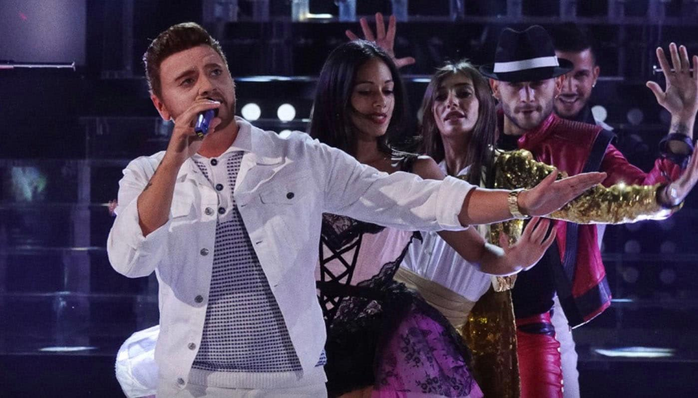 Virginio vince la prima puntata di Tale e Quale Show imitando Justin  Timberlake * Biccy.it