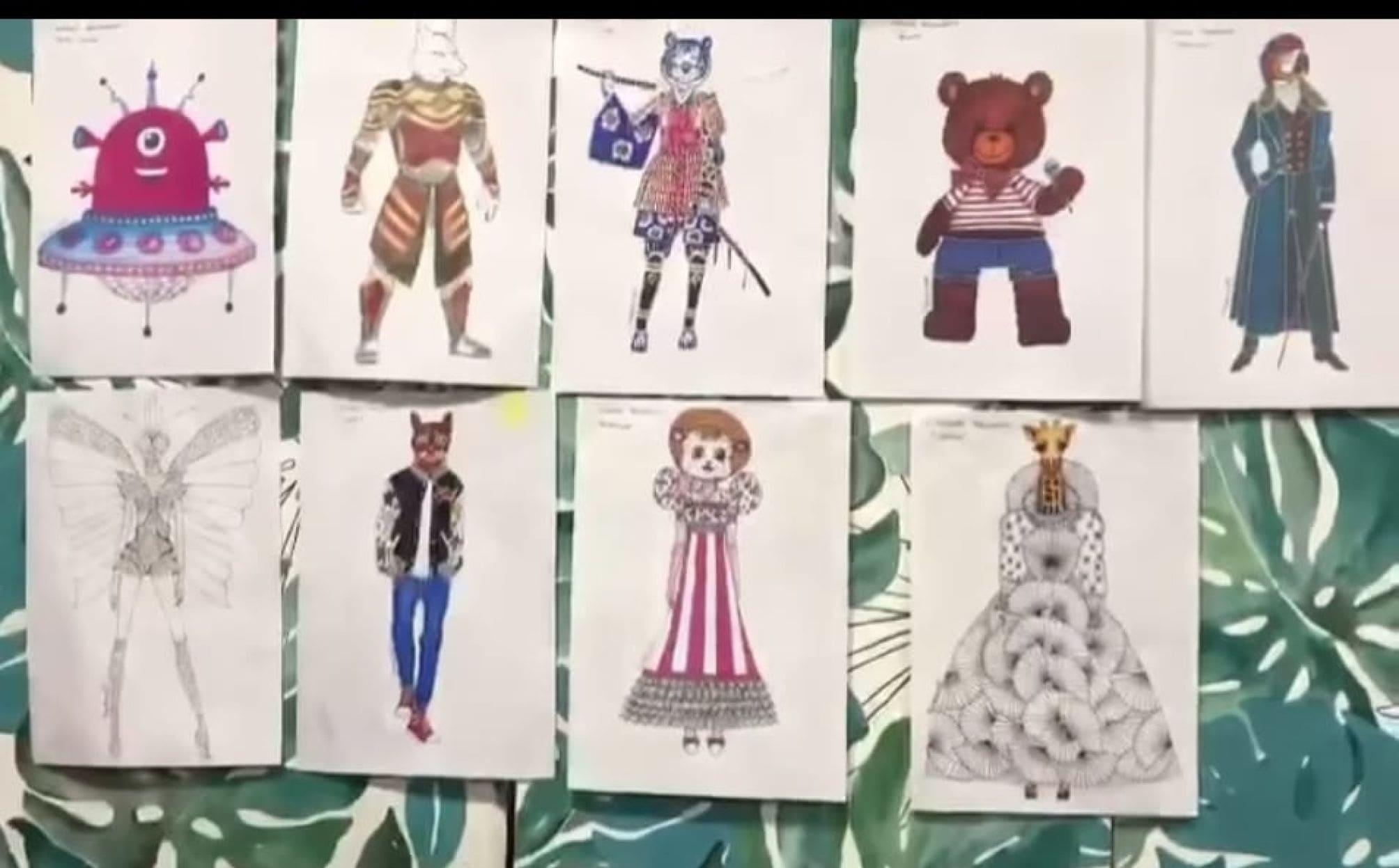 Milly Carlucci dà degli indizi sui concorrenti delle nuove maschere de Il Cantante Mascherato