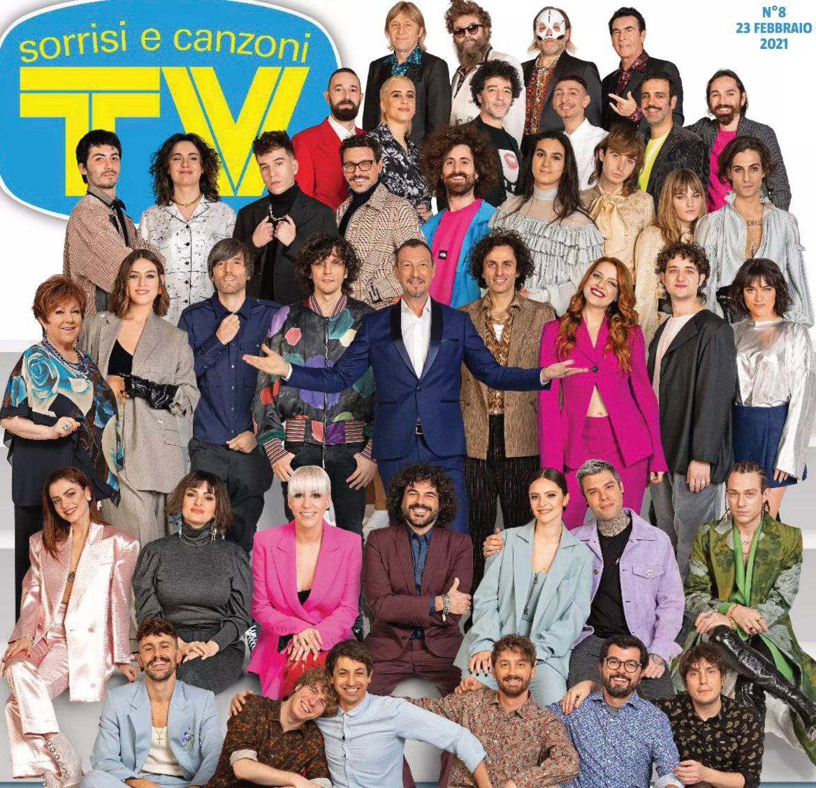 Al Festival di Sanremo tutti col nome d'arte (tranne 3): ecco come si chiamano realmente i Big