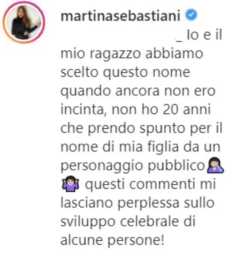 martina sebastiani