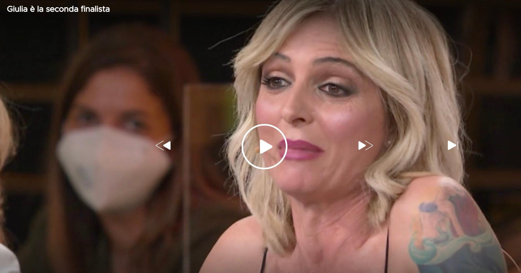 """Veronica Peparini e il retroscena su Giulia Stabile: """"Ha avuto un attacco di panico"""""""
