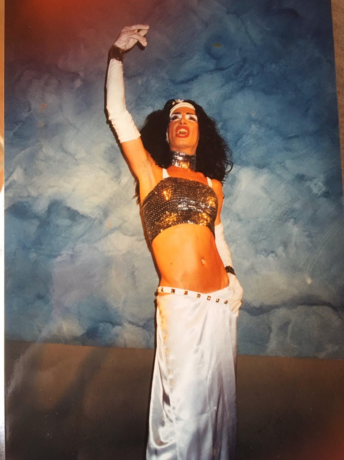 La Markesa nel 1999