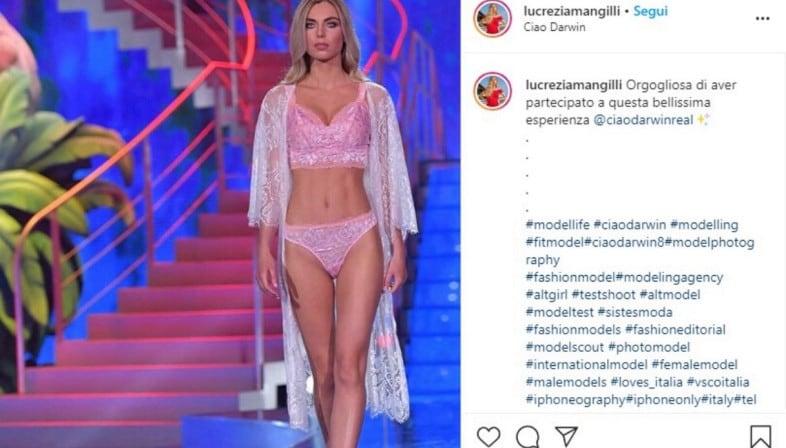 Love Island Italia: nel cast la modella famosa per essere la sosia di Chiara Ferragni
