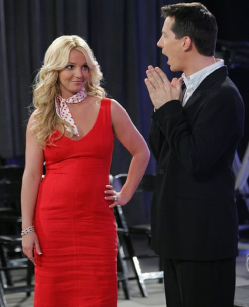 Britney Spears Will & Grace