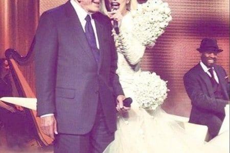 Lady Gaga Tony Bennett Obama