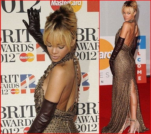 Rihanna-Sparkles-In-Givenchy-Couture-Gown-At-2012-Brit-Awards-2