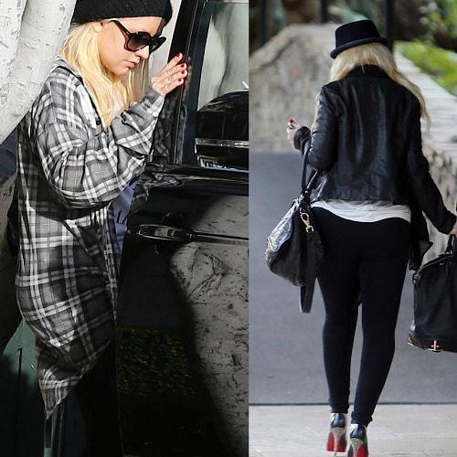 Christina Aguilera Los Angeles