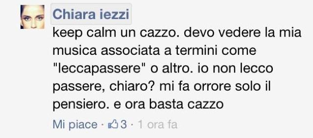 Chiara Iezzi Lesbica2