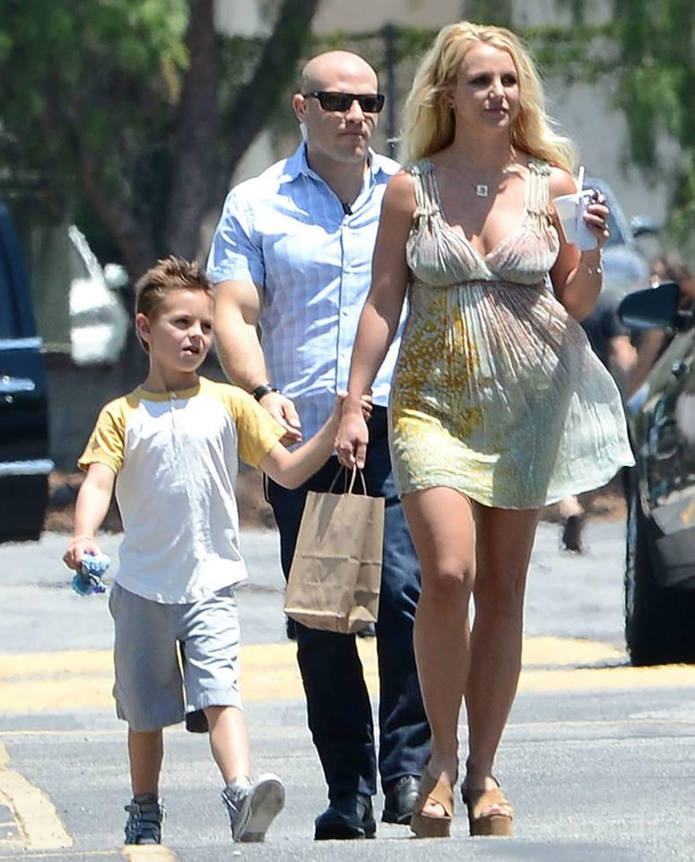 Britney Spears chiesa