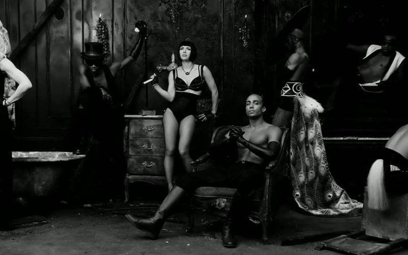 Madonna #secretproject