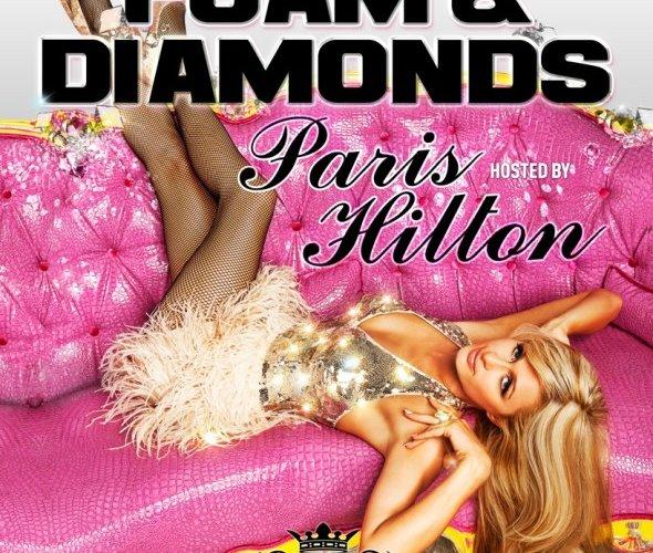 Paris Hilton Amnesia