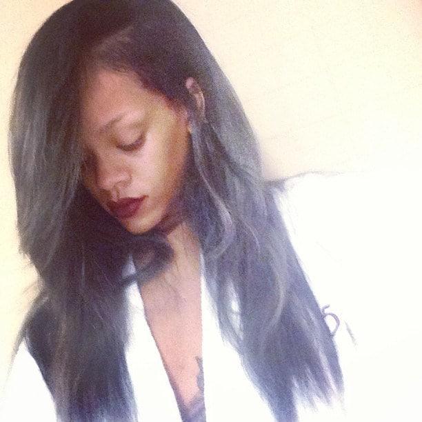 Rihanna grigia 2