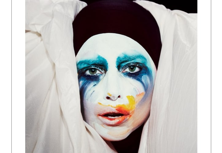 lady gaga applause official cover