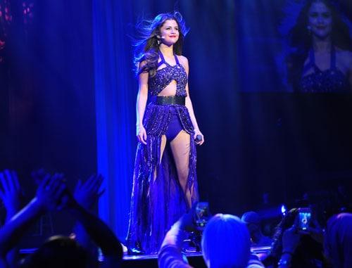 Opening Night Of Selena Gomez Stars Dance World Tour