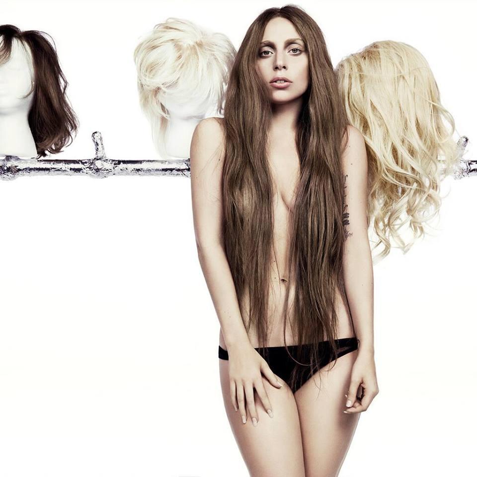 Lady Gaga Nuova foto