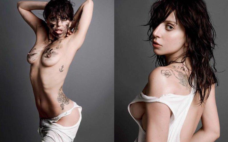 Lady Gaga V Magazine 2