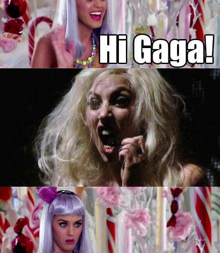 hi-gaga-katy-and-gaga-katy-perry-lady-gaga-scream-Favim.com-62313
