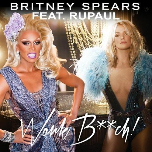 Britney Spears RuPaul