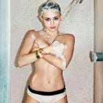 Miley Cyrus Rolling