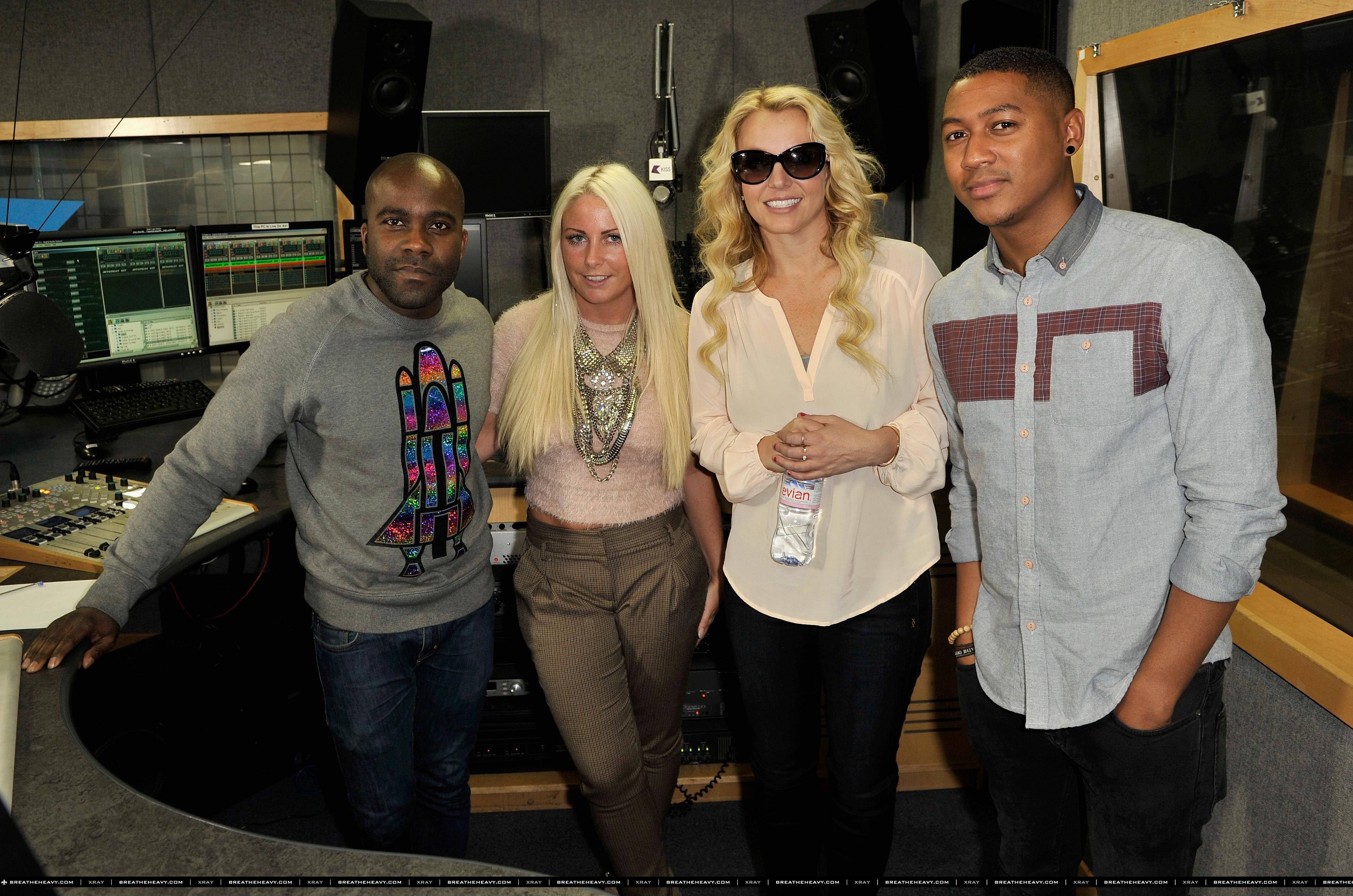 Britney Spears Radio KISS