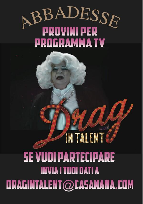 Drag In Talent
