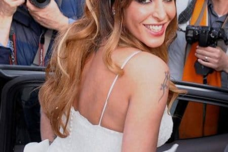 Guendalina Tavassi sposaFotogallery_grande