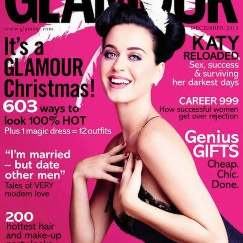 Katy Perry Glamour