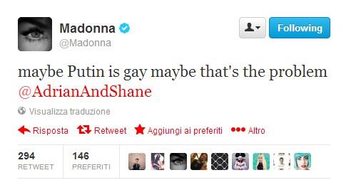 Madonna Putin2