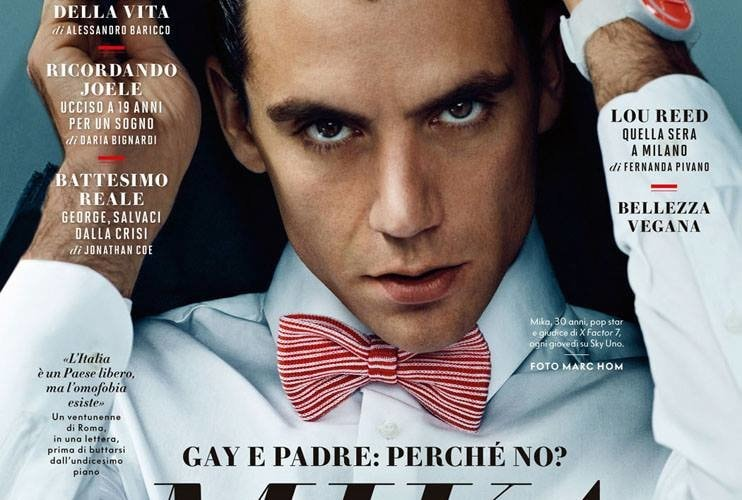 Mika Vanity Fair