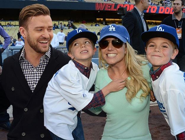 Britney Spears e Justin Timberlake: ecco come sarebbero se ...