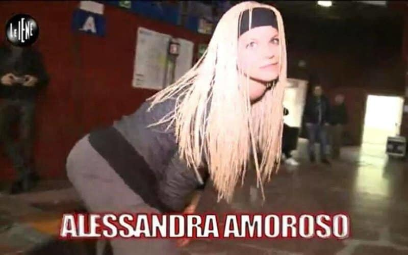 Alessandra Amoroso Twerk