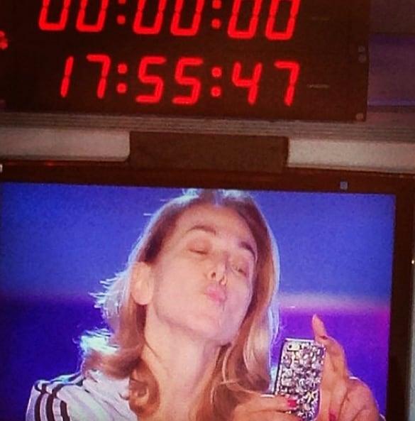 Barbara D'Urso Selfie (5)