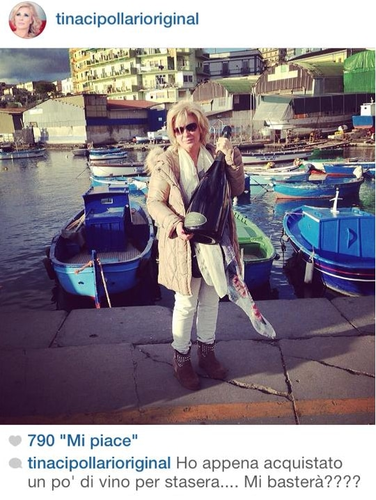 Tina Cipollari Instagram Original 2