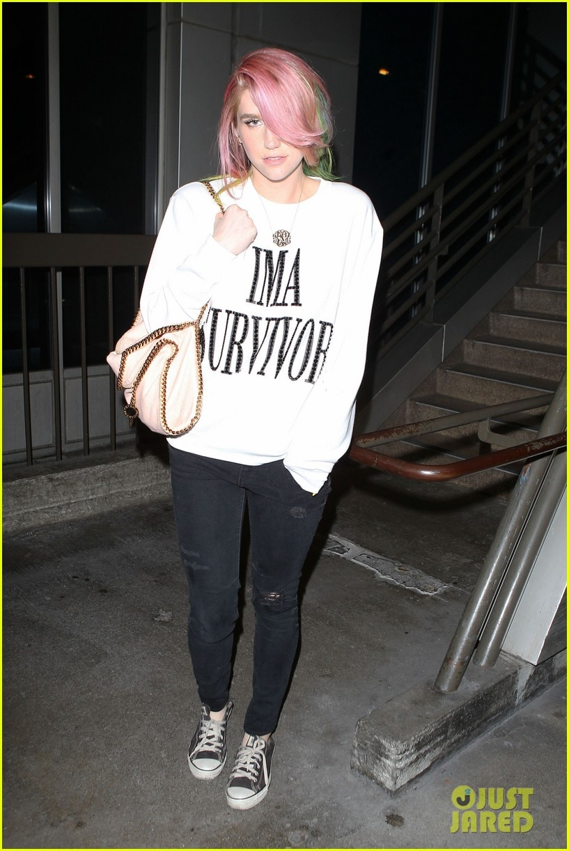 Kesha finishes her stint in rehab