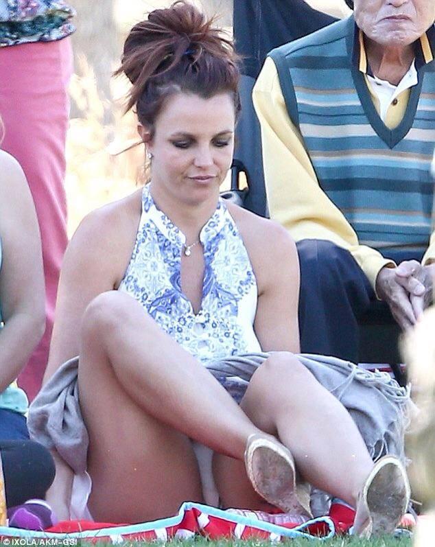 Britney Spears mutandine (1)
