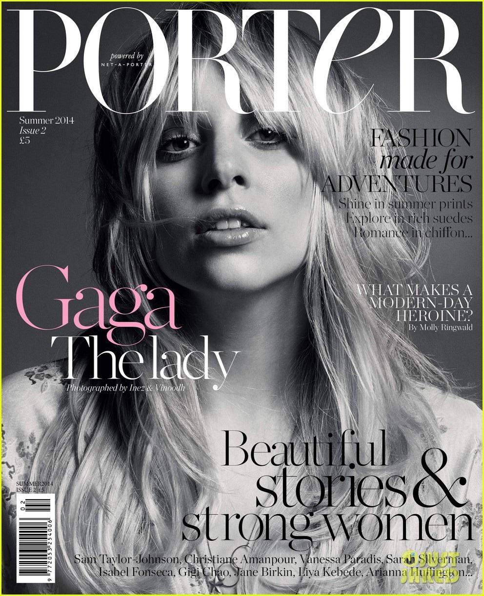 Lady Gaga Porter Magazine (8)