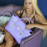 Lady Gaga Versace senza photoshop (2)