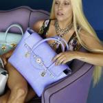 Lady Gaga Versace senza photoshop (3)