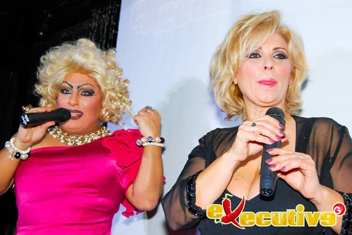 Tina Cipollari Drag Queen