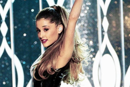 ariana grande billboard music awards 2014