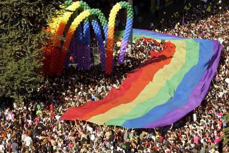 gay pride brasil san paolo