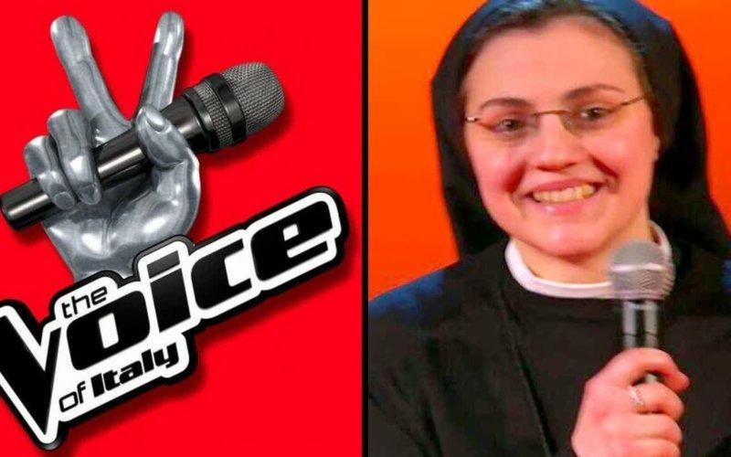 suor cristina vince the voice