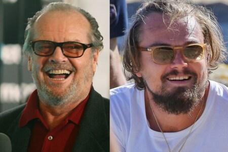 Jack Nicholson Leonardo Dicaprio
