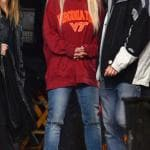 """Britney Spears packs heat on the set of her newest music video """"Perfume"""" - Part 2"""