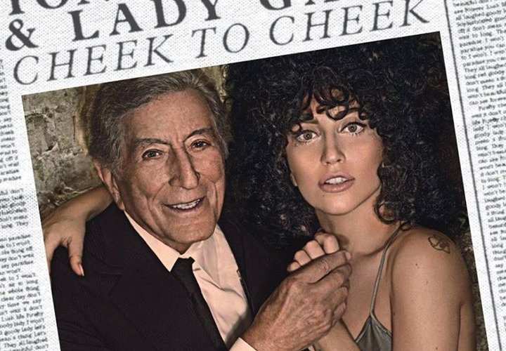 Lady Gaga Cheek To Cheek